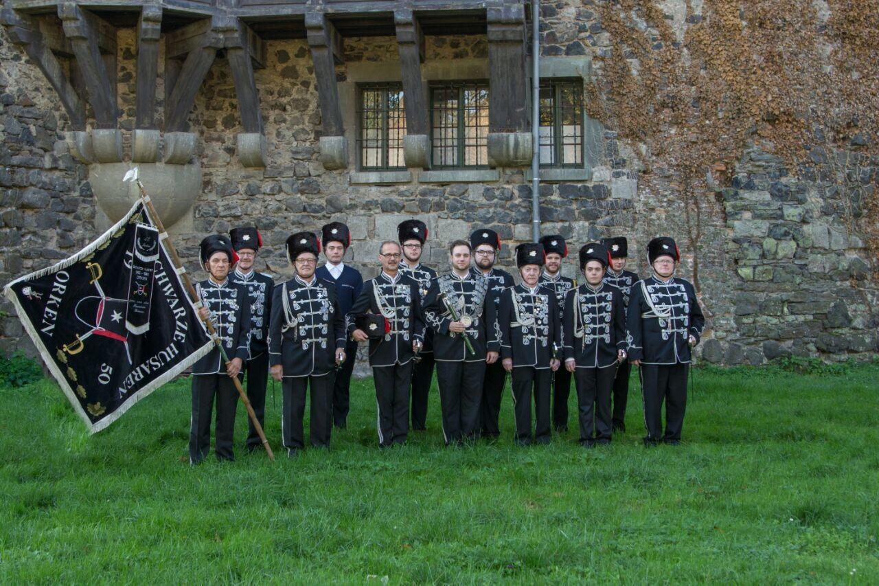 Königskompanie Schwarze Husaren